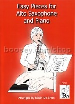 Easy Pieces for Alto Saxophone & piano
