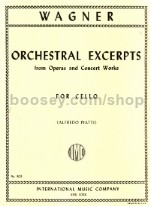 Orchestral Excerpts (11) For Cello