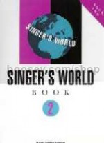 Singer's World Book 2 (Score & Part)
