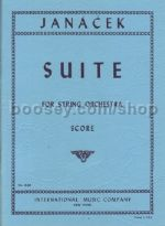 Suite for string orchestra (score)