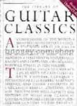 Library Of Guitar Classics (Amsco Library of . . . series)