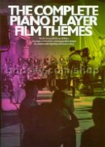 Complete Piano Player Film Themes