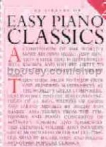 Library Of Easy Piano Classics 2 (Amsco Library of . . . series)