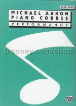 Piano Course Performance Grade 3 (Michael Aaron Piano Course series)