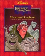 Hunchback of Notre Dame Illustrated Songbook