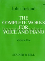 Complete Works For Voice & Piano vol.