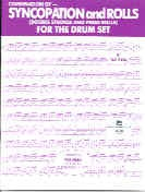Syncopation & Rolls For Drum Set