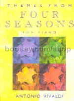 Four Seasons for Piano (Themes)