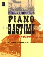 Piano Ragtime - 6 Easy Pieces Solo Piano