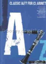 Classic Jazz for Clarinet