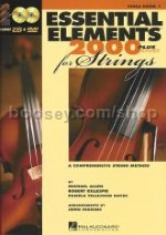 Essential Elements 2000 for Strings: Book 1 - Viola (Bk & CD)