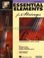 Essential Elements 2000 for Strings: Book 2 - Violin (Bk & CD/DVD)