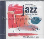 Progressive Guide To Melodic Jazz Improvisation (CD only)