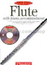 Solo Plus Classical Flute (Book & CD)