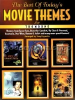 Movie Themes Best Of Today Trombone