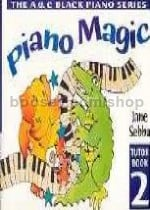 Piano Magic Tutor Book 2