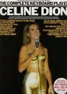 Complete Keyboard Player: Celine Dion (Complete Keyboard Player series)