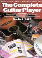 Complete Guitar Player New Edition Books 1,2 &3 (Book & CD)