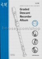 LCM Recorder Graded Descant Album Grades 1-3