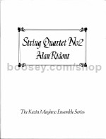 String Quartet No2 Set Of Parts