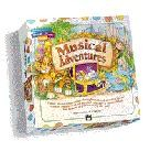 Musical Adventures Game (game Board + Cards Bk1)