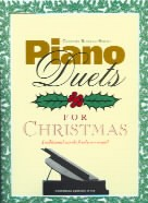 Piano Duets For Christmas