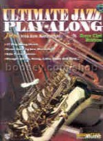 Ultimate Jazz Play-Along Bass Clef (Book & CD)