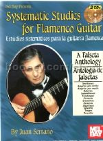 Systematic Studies For Flamenco Guitar Bk/2CDs