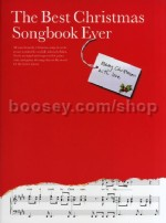 Best Christmas Songbook Ever (Piano, Vocal, Guitar)