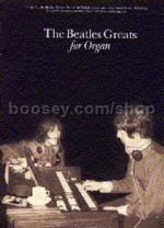 Beatles Greats For Organ
