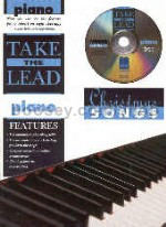 Take The Lead Christmas Songs Piano (Book & CD)