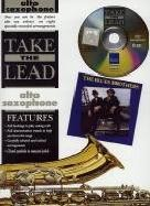 Take The Lead: Blues Brothers for alto saxophone (Bk & CD)