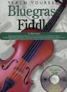 Teach Yourself Bluegrass Fiddle (Book & CD)