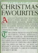 Library Of Christmas Favourites (Amsco Library of . . . series)