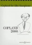 Copland For Alto Saxophone