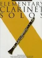 Elementary Clarinet Solos Cl/Piano