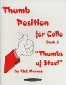 Suzuki Thumb Position For Cello Book 2