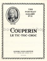 Le Tic-Toc-Choc (Portrait Gallery Piano Solos series 33)