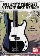 Complete Electric Bass Method (Book & CD/DVD)