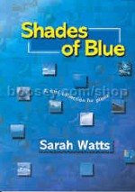 Shades of Blue for piano solo