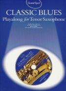 Guest Spot: Classic Blues - Tenor Sax (+ CD)