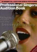 Professional Singers Audition Book Female