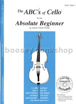Abc's Of Cello 1 Absolute Beginner Pupils Book