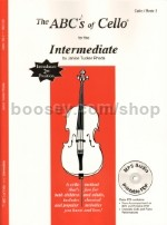 Abc's Of Cello 2 Intermediate Pupils Book