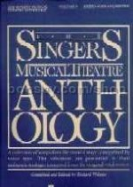 Singer's Musical Theatre Anthology 3 Mezzo (Book Only)