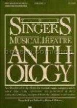 Singer's Musical Theatre Anthology 3 Tenor (Book Only)