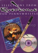 Riverdance Selections Pennywhistle (Book & CD)