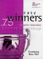Easy Winners for Trombone (Bass Clef) (Book only)