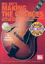 Making The Changes Book/cd guitar