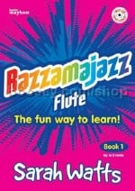 Razzamajazz for Flute (Book & CD)